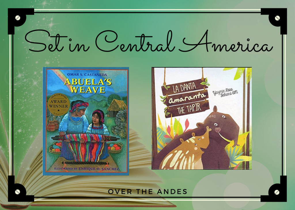 Children's Books set in central america