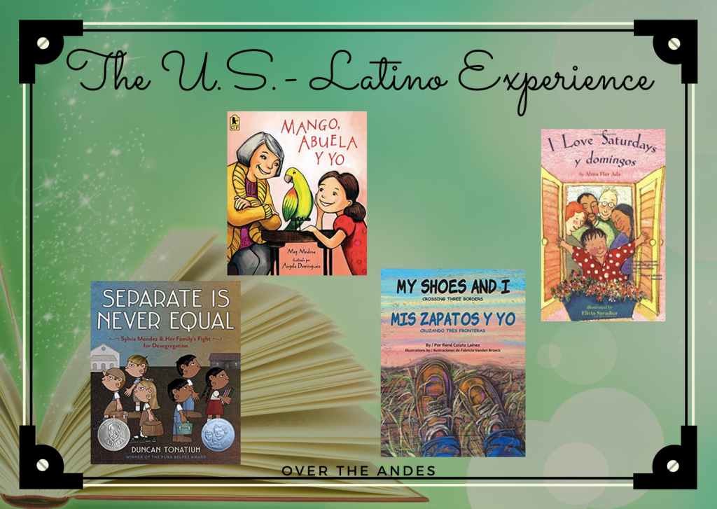 children's books about the US-Latino experience