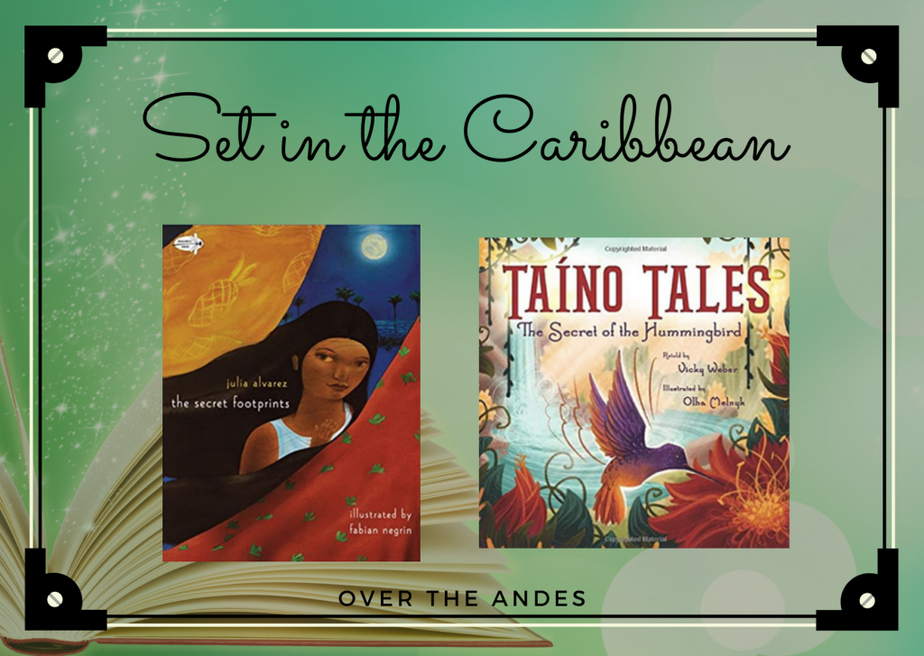 children's books set in latin american caribbean