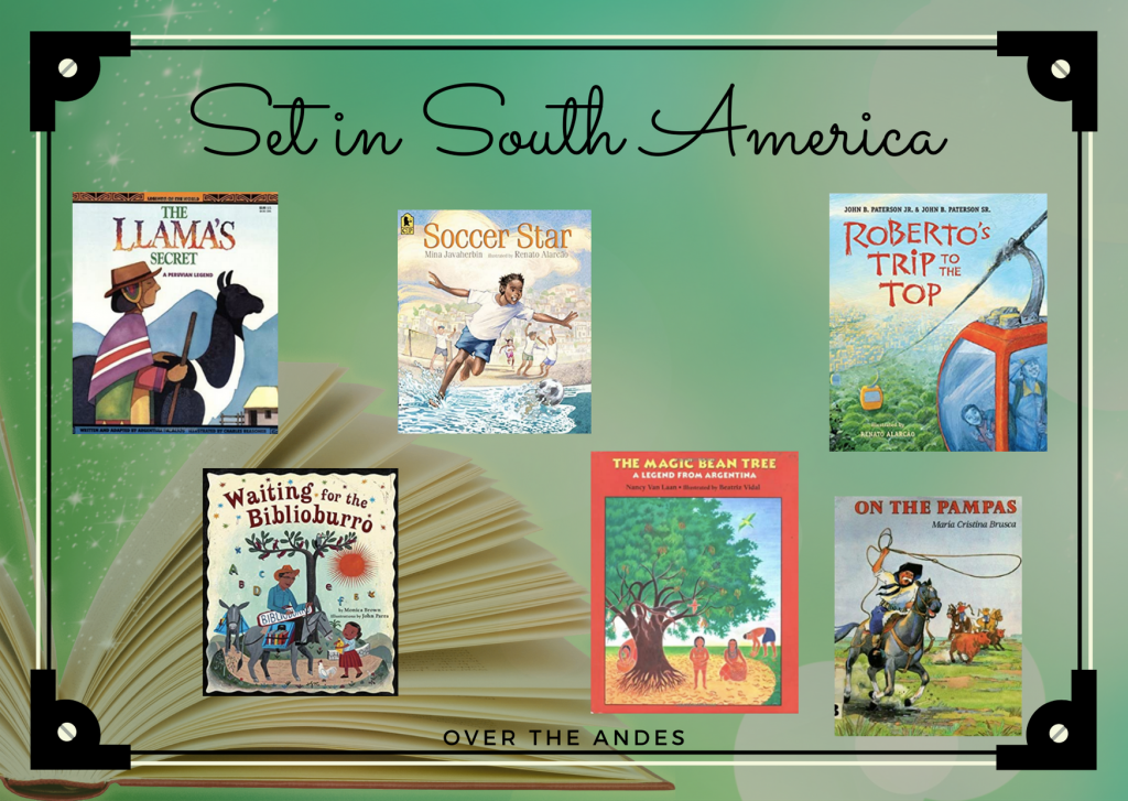 children's books set in south america