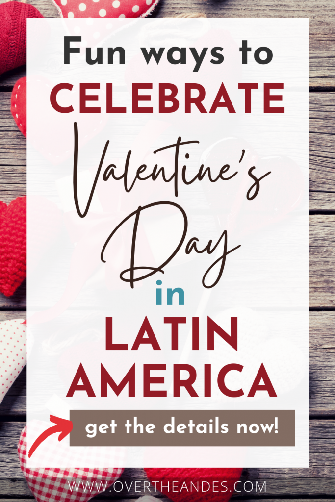 Valentine's Day in Latin America - See when and how the day of love is celebrated