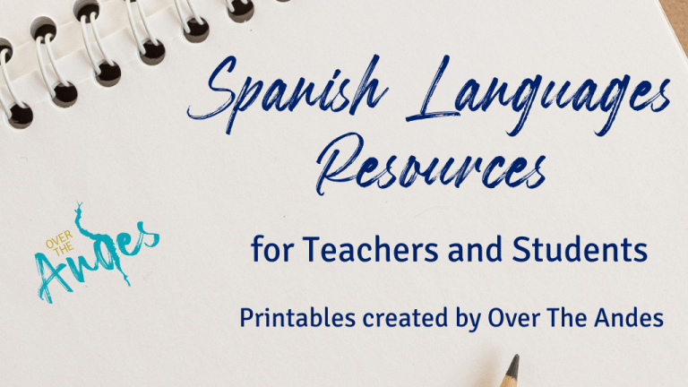Spanish Languages Resources for teachers and students available on teachers pay teachers