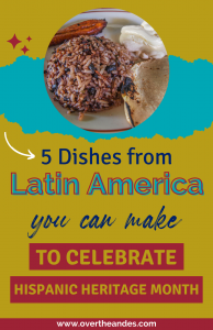 traditional dishes from latin america